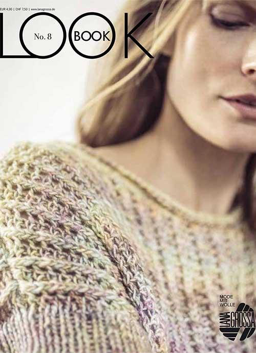 Look No 8 Book Cover